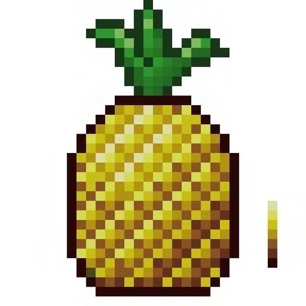 Pineapple By Kheftel Streak Club