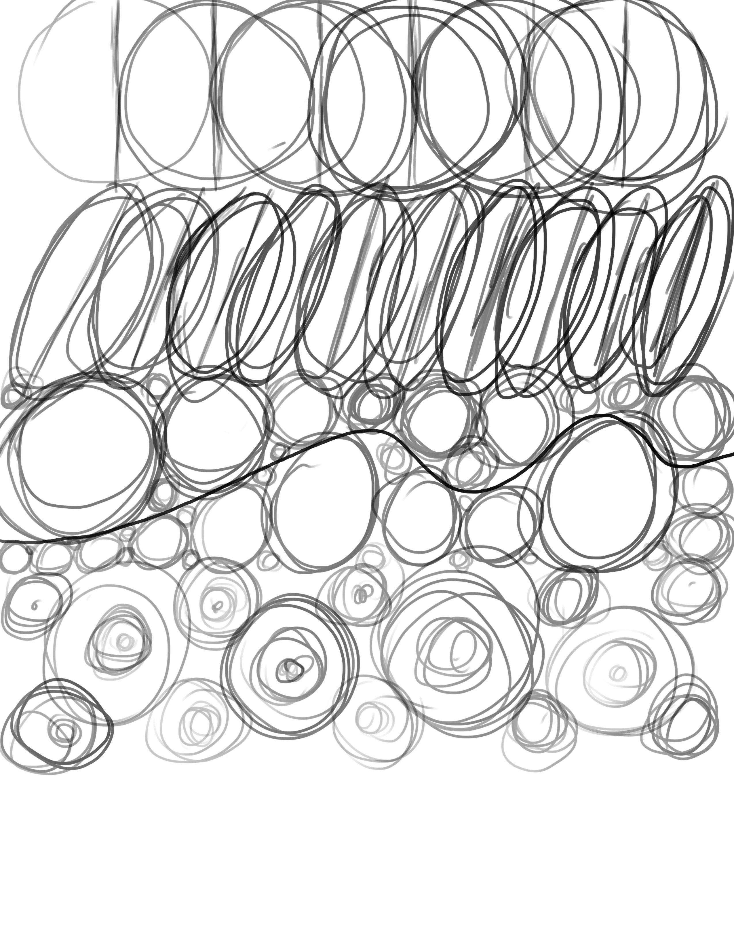 Drawing Smooth Lines Quiz : Digital drawing practice streak club