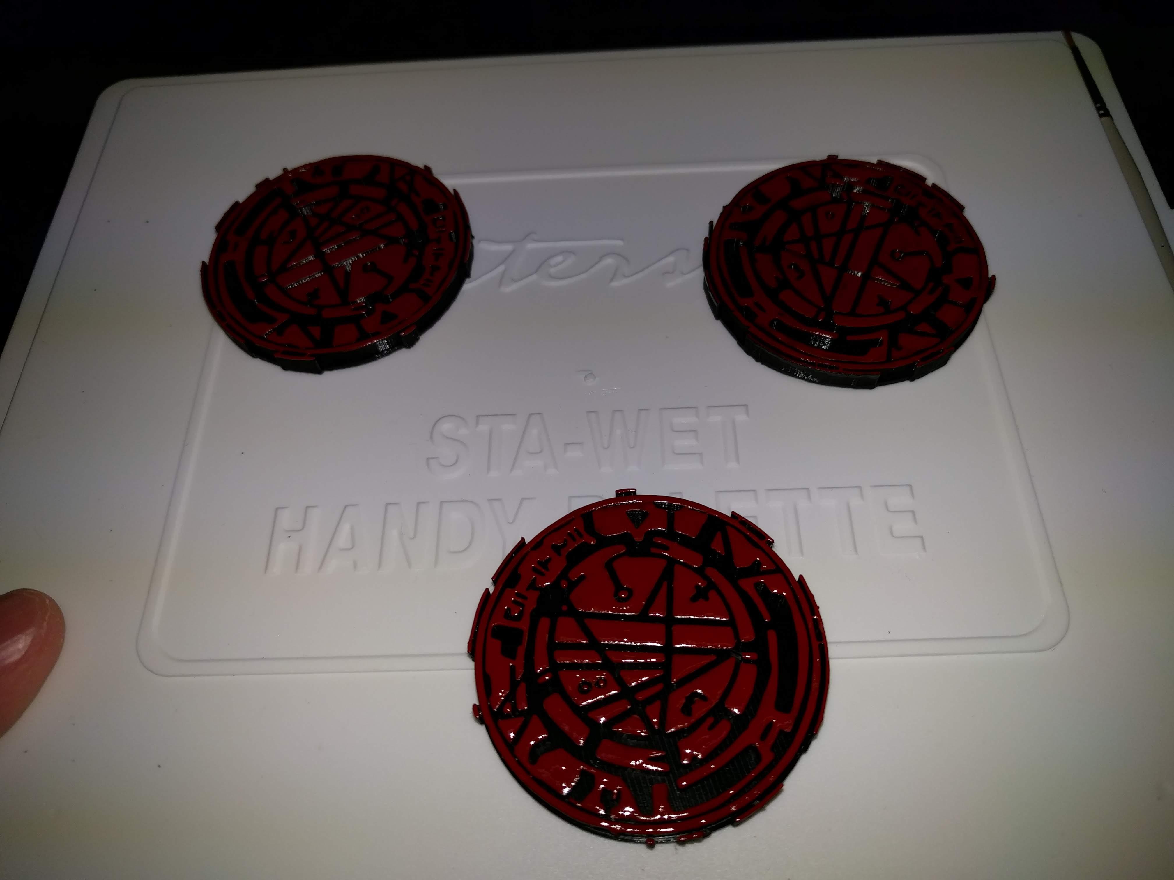 ICRPG Hero Coins by BarkerGames (Streak 0) - Streak Club